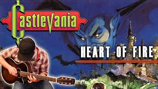Castlevania guitar cover ★ Heart of Fire
