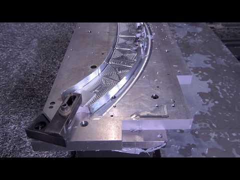5-Axis Aluminum Machining | The HM-Series by C.R. Onsrud