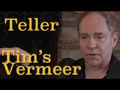 DP/30: Teller talks Tim's Vermeer