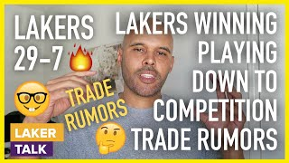 Lakers Playing Down To Competition, TRADE RUMORS, Kuzma, Bogdanovic, Marcus Morris...