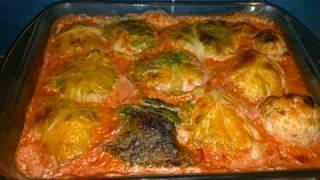 Самый вкусный рецепт голубцов из савойской капусты
