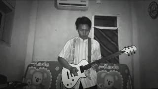 "Guitar cover ""Gun N' Roses_sweet child o mine"" Reza Pratama"