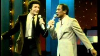 Paul Anka and Tom Jones - Nights on Broadway
