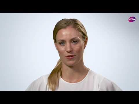 Angelique Kerber on realizing her dream of winning Wimbledon