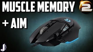 Muscle Memory and Mouse Aim - Planetside 2 Gameplay with Logitech G502