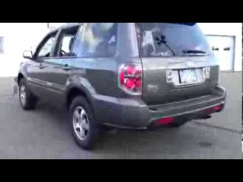 2007 Honda Pilot 4WD EX