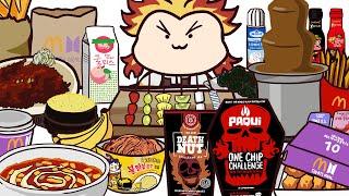 렌고쿠 애니메이션 먹방 컴플리트 에디션 #3