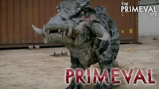 Primeval: Series 4 - Episode 2 - The Kaprosuchus is Shot and Captured (2011)