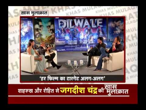 Watch Shah Rukh Khan, Rohit Shetty discuss the success of Dilwale