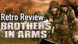 Retro Review: Brothers in Arms Road to Hill 30 & Earned in Blood