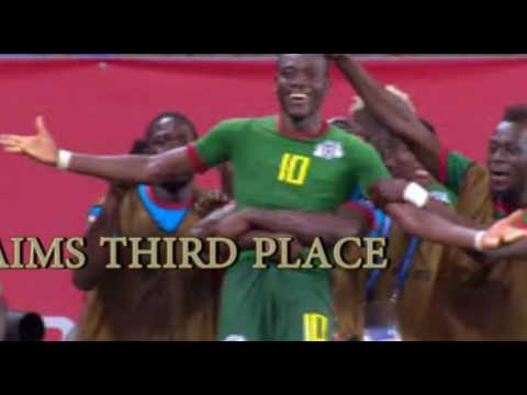 AFCON 2017: Burkina Faso claims third place