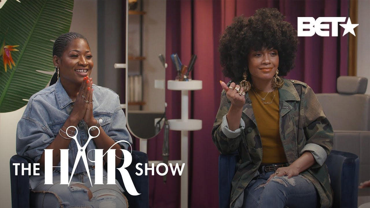 Ursula Stephen, Jessie Woo & Kia Marie Spill Their Best Essence Festival Hairstyles! | The Hair Show