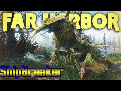 Shipbreaker | Fallout 4 #96 | Deutsch/German