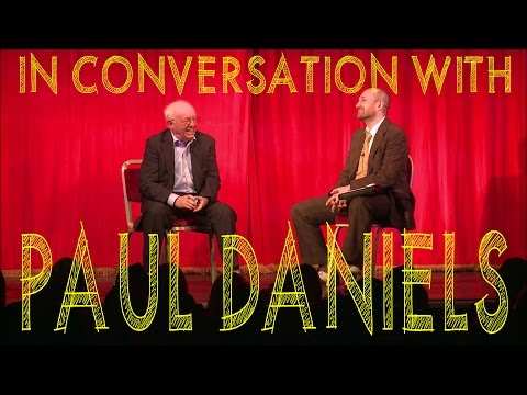 Mat Ricardo interviews Paul Daniels - A life in magic