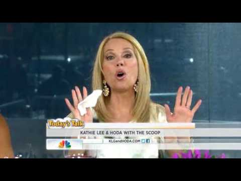 'Today' Wine Spills All Over Hoda Kotb, Kathie Lee Gifford's