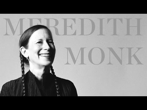 Meredith Monk: Memories Of New York City