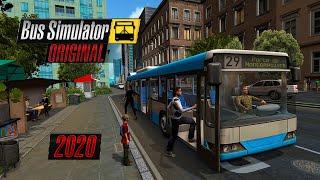 Bus Simulator Original - Android & iOS - 2020 Update screenshot 4