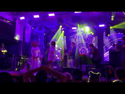 "Matador Soul Sounds ""Stingy Love"" Jam Cruise 17 sail away party January 15, 2019"