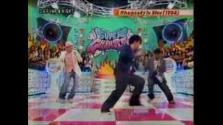 【スーパーチャンプル】 DA PUMP☆NIGHT DA PUMPカッコイイヨネ!
