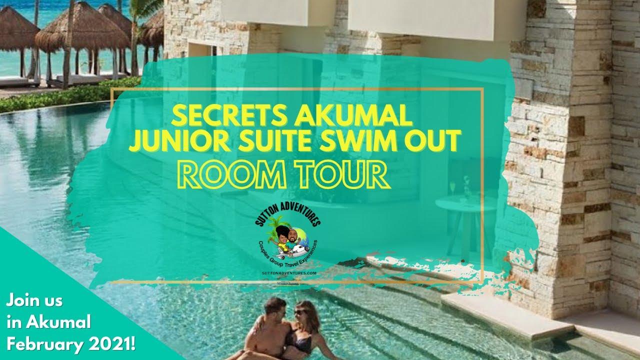 Look at this beautiful room! - Secrets Akumal