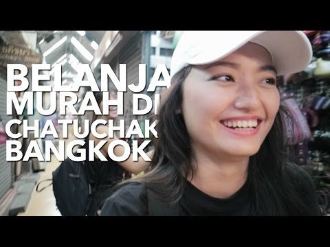 ✈ Travel Vlog: Chatuchak Weekend Market (BANGKOK Part 2)