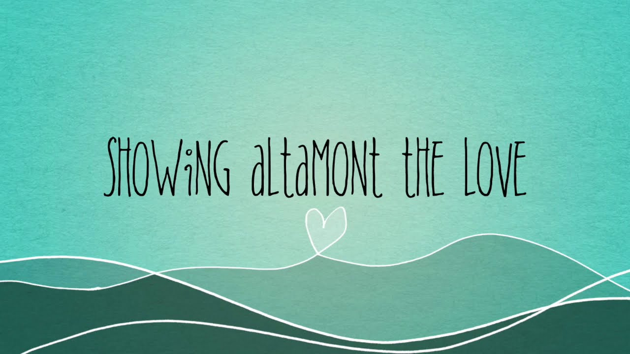 Love is in the Air Altamont!