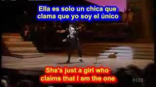 Billie Jean - Michael Jackson ( SUB INGLES ESPAÑOL )