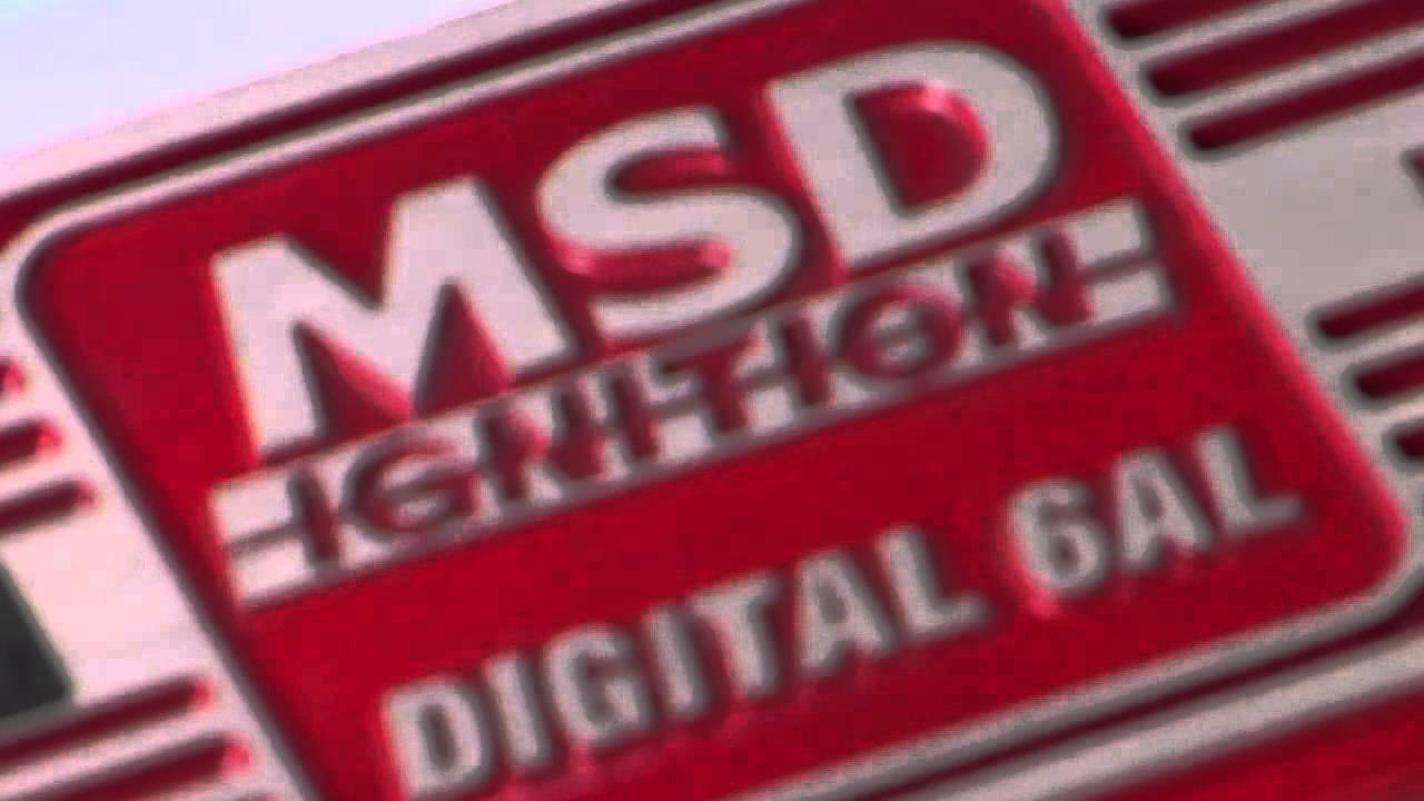 msd ignition 6al ignition unit [ 1280 x 720 Pixel ]