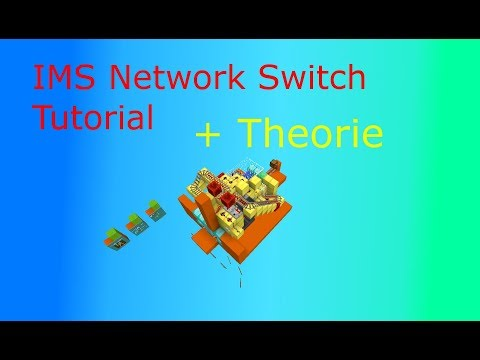 IMS Network Switch Tutorial + Theorie