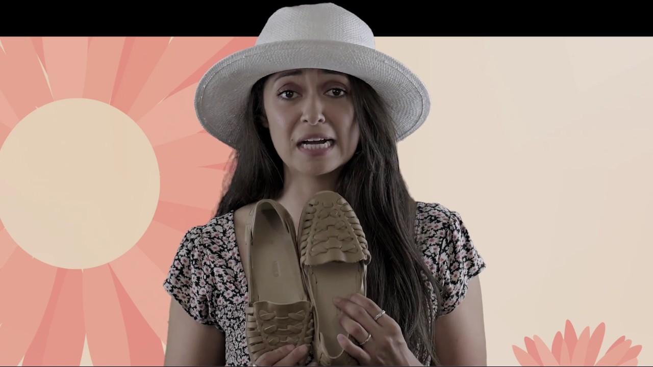 fe828c6a2d47 Nisolo - Ecuador Huarache Sandal Almond Review - YouTube