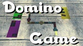 Domino Game - Developer Commentary
