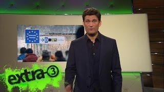 Christian Ehring zur Debatte einer Höchstgrenze für Flüchtlinge