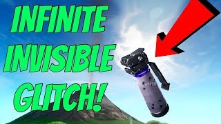BECOME 100% INVISIBLE IN FORTNITE CREATIVE WITH THIS INSANE SHADOW BOMB GLITCH