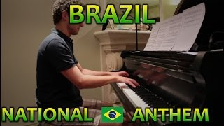 Brazil Anthem - Piano Cover (World Cup 2014)