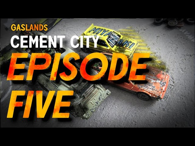 Cement City Episode Five: Rally On Out! - Stage 1