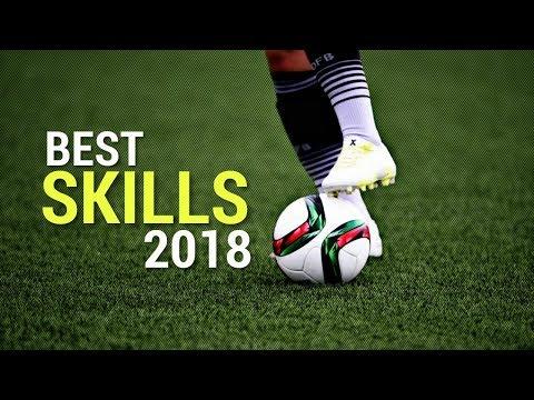 Best Football Skills 2018 #1