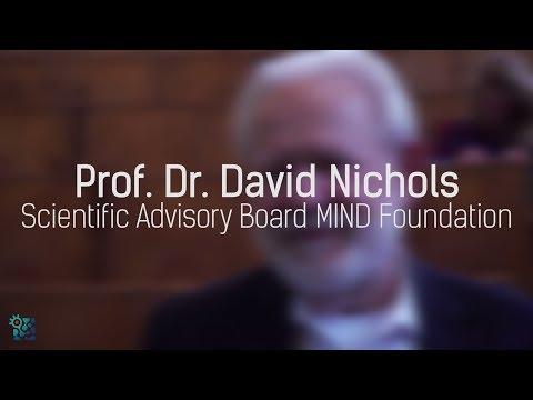 "MIND Interviews: Prof. Dr. David Nichols | ""Psychedelics may be life-changing"""