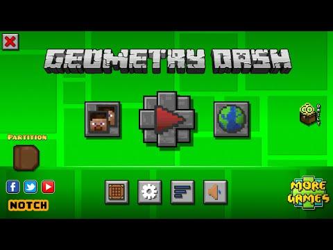 All Minecraft Level | Geometry Dash