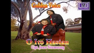 JONAR SITUMORANG FEAT ARVINDO SIMATUPANG - O ITO HASIAN [Official Music Video CMD Record]