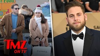Skinny Jonah Hill Looks Amazing! | TMZ TV