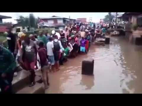 The current state of Amucha, Ohanku road, Aba, Abia State
