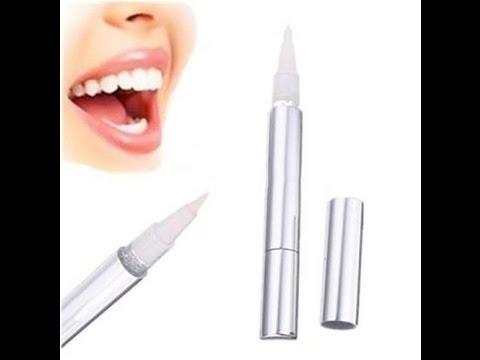 Caneta Clareamento Dental Youtube