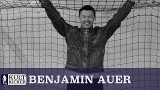 Zwischen den Pfosten mit Benjamin Auer | Kult Kicker