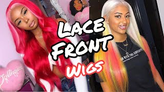 LACE FRONTAL COMPILATION 💆��♀�‼�