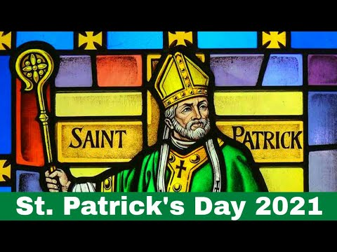 Google Doodle shows us Ireland for St. Patrick's Day 2021