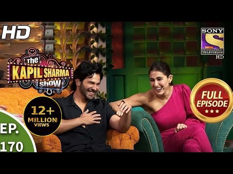 The Kapil Sharma Show Season 2- Laughter Night With Coolie No.1 -Ep 170- Full Episode-27th Dec, 2020