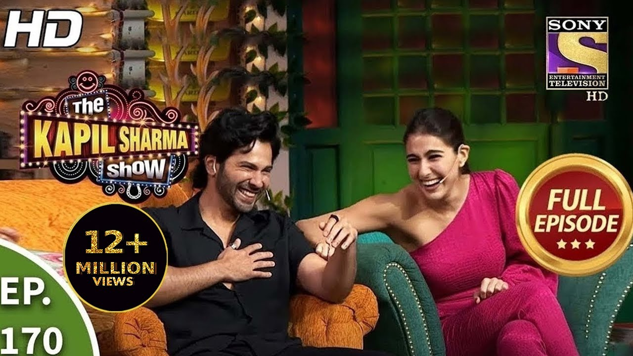 Download The Kapil Sharma Show Season 2- Laughter Night With Coolie No.1 -Ep 170- Full Episode-27th Dec, 2020