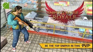 Sniper Royale - Android Gameplay FHD