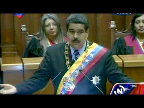США ввели новые санкции в отношении Венесуэлы (новости)