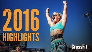 The CrossFit Games: 2016 Highlights
